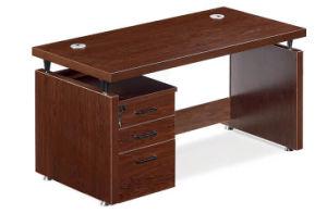 Antique Design Standard Wooden Office Furniture Computer Desk pictures & photos