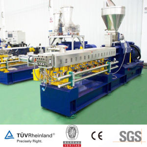 Cost Effective Filled Modified Masterbatch Pelletizing Line pictures & photos