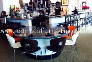 Contemporary Coffee Shop Counter Design pictures & photos