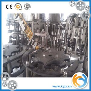 Xgf Series Carbonated Beer Filling Machine for Glass Bottle&Cans pictures & photos