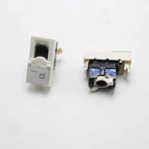 OEM France Type CAT6 UTP Keystone Jack RJ45 Module pictures & photos