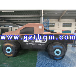 Advertising Inflatable Sport Car Model/Giant Inflatable Truck Car Model pictures & photos