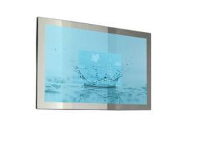 32inch Customize Smart Magic Mirror Waterproof LED TV for Bathroom, Kitchen, Hotel pictures & photos