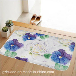 79*49cm Soft Carpet Area Rug Slip Resistant Door Floor Mat for Bedroom Living Room Not Fade Not Drop Hair pictures & photos
