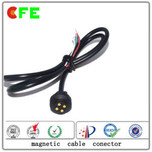 4pin Magnetic Cable Connector for Cooking Oven pictures & photos