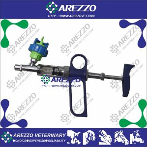 Veterinary Continuous Syringe with Bottle (AZ105)