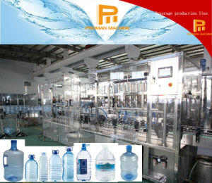 Automatic Mineral Water 3-10L Bottle Washing Filling Capping Linear Line pictures & photos
