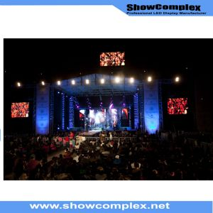 P3.9 Indoor Full Color HD LED Display Screen for Stage pictures & photos