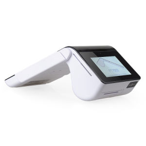 Android 5.1 Mobile Handheld POS Data Terminal NFC Reader Writer PT7003 All in One with Built in Printer pictures & photos