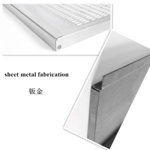 China Low Price Metal Fabrication for Switchgear Door (GL018) pictures & photos