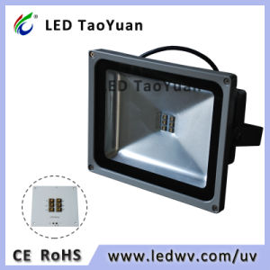 High Power UV Curing Floodlight 395nm 50W pictures & photos