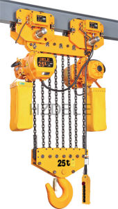 Manufacturer of 5ton Electric Chain Hoist pictures & photos
