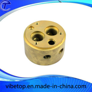 High Precision Stainless Steel CNC Machining Parts (ss-003) pictures & photos