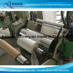 Automatic Bicolor Film Blowing Machine Garbage Bag Film Blowing pictures & photos