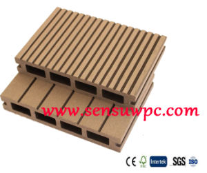 Sensu WPC Hollow Decking Pass by Ce Sertifiacte pictures & photos