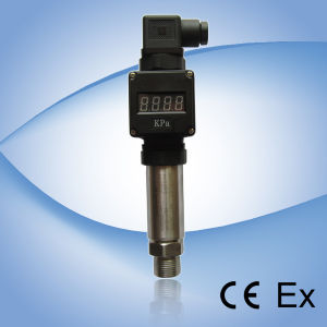 LED Display Pressure Transmitter with Leading Wire pictures & photos