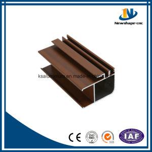Wood Grain Surface Treatment for Aluminum pictures & photos