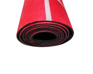 Natural Rubber Non-Skid Yoga Mat Gym Mat pictures & photos