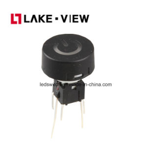 Tact Switch Tl2 with Multiple Colored Caps for Audio or Video Products pictures & photos