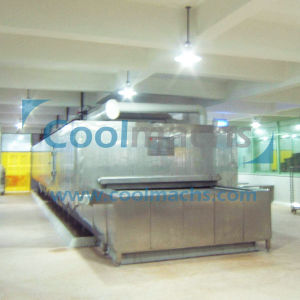 IQF Fish Freezing Blast Freezer Price Fish Freezer Equipment Seafood IQF Tunnel Freezer Machines pictures & photos