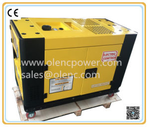 10kVA Soundless Generator for Home pictures & photos