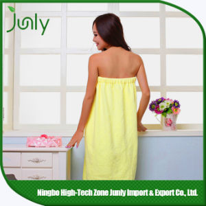 Novel Bathrobe for Sale Most Comfortable Microfiber Bathrobe pictures & photos