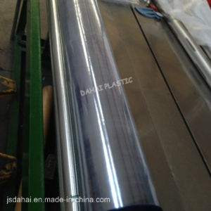 0.10mm Normal Clear PVC Film for Printed pictures & photos