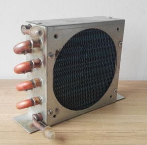 Purswave Fn2X6X130 Air Cooled Finned Evaporator Condenser Heat Exchanger Copper Tube pictures & photos