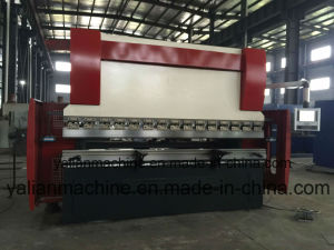We67k Series CNC Electric-Hydraulic Synchronization Press Brake