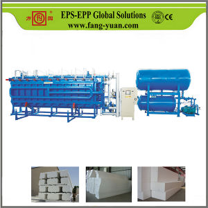 Fangyuan EPS Polystyrene Building Block Moulding Machine pictures & photos