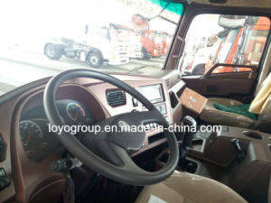 Sinotruk Cdw 340HP 8X4 Dump Truck for Sale pictures & photos