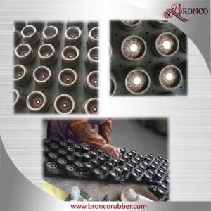 Flap Wheel with Shaft Size Customerized pictures & photos