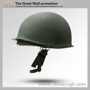 Ccgk M1 Double Layer Anti- Riot Helmet