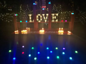 led marquee letters decorative light