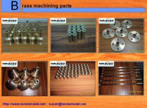 Brass Machining Parts Rapid Prototype pictures & photos