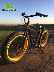 Powerful Fat Tyre Mountain Electric Bike pictures & photos