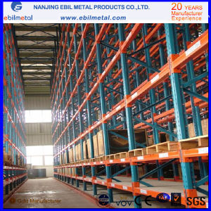 Popular Warehouse Storage Push Back Racking pictures & photos
