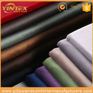 Polyester Velvet Cheap Soft Fabric pictures & photos