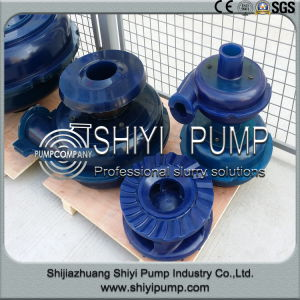 Centrifugal Abrasive Polyurethane Slurry Pump Spare Parts pictures & photos