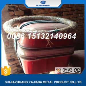 Galvanized Iron Wire Bwg22 0.71mm 7kg/25kg Binding Wire Tie Wire pictures & photos