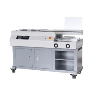 Professional Supplier Hot Glue Binder (WD-60DCA3) pictures & photos