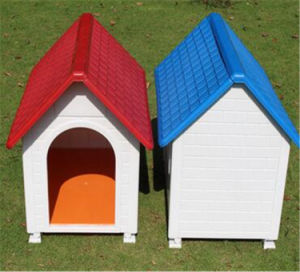 Dog Houses Pet Plastic House pictures & photos