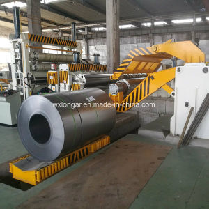 Steel Coil Slitter and Trim Strip Line pictures & photos