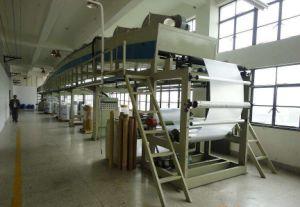 Saiwei Large BOPP Film Adhesive Tape Coating Machine pictures & photos