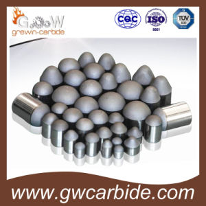 Carbide Spherical Buttons with Wear Resistance pictures & photos