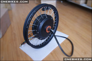 72V 5000W Hub Motor Conversion Kits pictures & photos