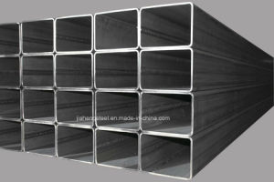 Black Annealed Iron Ms Square Rectangular Tube pictures & photos
