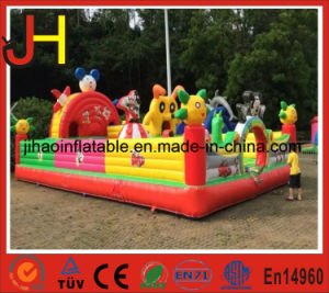 Theme Park Inflatable Jumping Bouncer Combo for Event pictures & photos