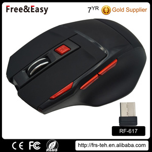 Multifunctions USB Optical 2.4GHz Wireless Rechargeable Mouse pictures & photos