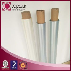 Glossy White PVC Film for Label pictures & photos